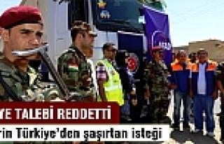 Kürtlerin Türkiye'den şaşırtan isteği