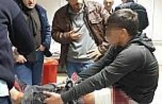 Lise Öğrencisi İddia Üzerine Bıçaklandı