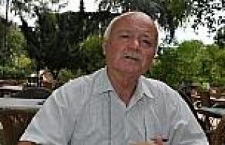 Madeni Sanatkarlar Odası Başkanı Halil Kırlı: