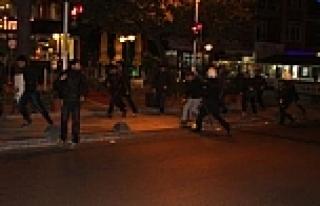 Marmara Üniversitesi karıştı 1 yaralı
