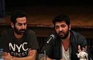 Med Cezir Dizisi Yönetmeni Ali Bilgin İzmir Üniversitesi'ne...
