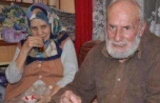 Mehmet dede 55 yıldır uyumuyor