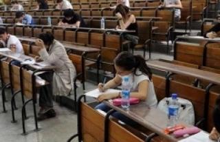 'Merkezi sistem sınav yönergesinde' değişiklik