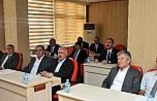 Milletvekili Aydın İl Genel Meclisi Üyelerine Seslendi