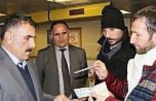 Milli Piyango Biletleri Muş'ta Satılmaya Başlandı