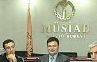 Müsiad Elazığ Şubesinin 'dost Meclisi' Konuğu...