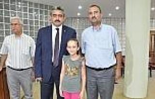 Nazkent 5. Etap Konutlarının Kuraları Çekildi