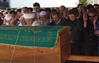 Necati Şaşmaz'ın acı günü