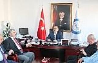 Nuh Naci Yazgan Üniversitesi Kocasinan Belediye Başkanı...