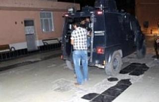 Nusaybin'de polise bombalı tuzak