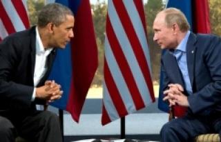 Obama'dan Putin'e Suriye, Azerbaycan ve...