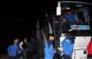 Ofspor Kuşadası'nda Kampa Girdi