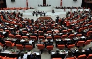 OHAL'in uzatılması kararı Meclis'te