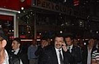 Ortahisar Belediye Başkanı Genç, Şehrin Muhtelif...