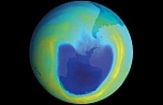 Ozon deliği kapanıyor