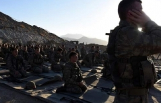 PKK'ya en büyük darbenin vurulduğu Kaletepe'de...