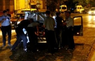 Polisten kaçan araçtan pompalı tüfek çıktı