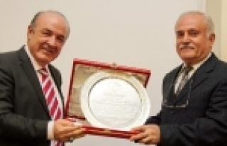 Prof. Dr. Sami Eren İçin Emeklilik Töreni Düzenlendi
