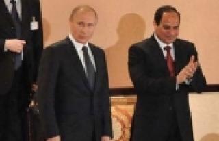 Putin neye uğradığını şaşırdı!