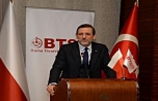 Bursa'da raylı sistemler iş birliği