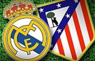 Real Madrid-Atletico Madrid maçı TV8 canlı izle