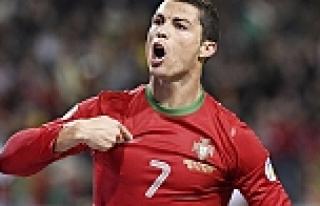 Ronaldo'dan veda