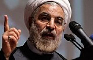 Ruhani İsrail'i kınadı!