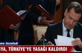 Rusya, Türkiye'ye charter uçuş yasağını...