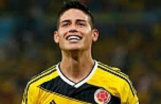 'Rüya gol'le  çeyrek  finale  uçurdu