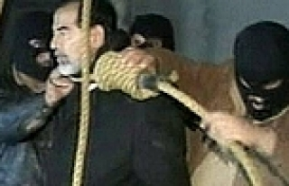 'Saddam'ı asan hakimden intikam'