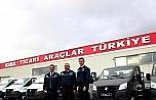 Sakarya'da Üretim Yapan Gaz, Gazelle Next Markalı...