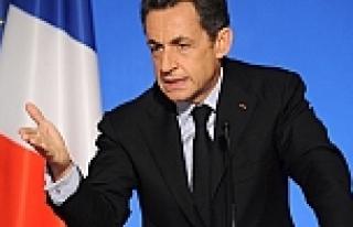 Sarkozy'den ilk açıklama geldi!
