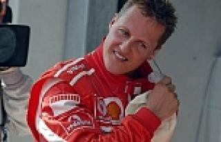 Schumacher'in hasta dosyası çalındı