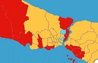 Seçim haritası değişti!