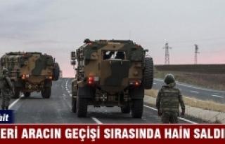 Şemdinli'de hain tuzak: 5 şehit!
