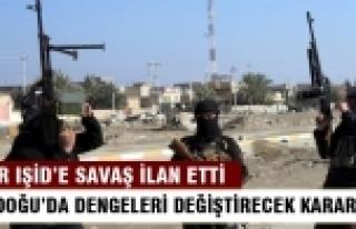 Şiiler IŞİD'e savaş ilan etti!