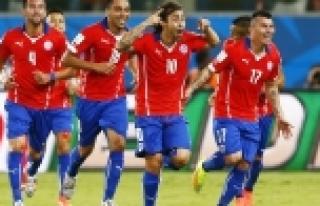 Şili:3 Avustralya:1