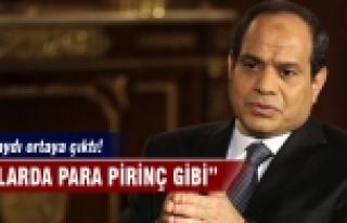 Sisi'nin şok ses kaydı!