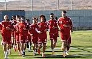 Sivasspor, Beşiktaş Maçı Hazırlıklarına Başladı