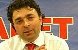 Sp Erzurum İl Başkanı Çalik: