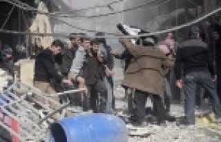 Suriye'de hava saldırısı: 23 ölü