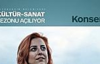 Taşkent'te Dilek Türkan Konseri