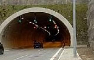 Tünelde Elektrikler Kesilecek