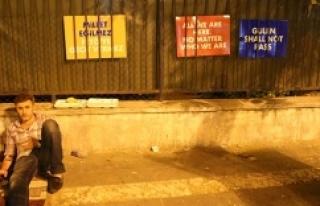 Türkiye ayakta, sabaha kadar 'nöbet'