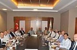 Türkiye Hububat Bakliyat Sektör Kurul Toplantısı...