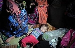 Türkmenler Sincar'daki camilere sığındı