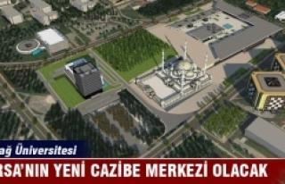 Uludağ Üniversitesi Bursa'nın yeni cazibe merkezi...