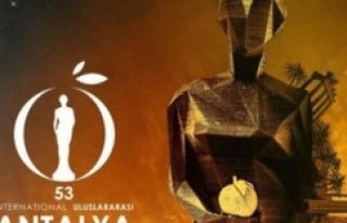 Uluslararası Antalya Film Festivali'nin tanıtım...