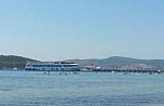 Urla Yassıca Ada Sezonu Kapattı