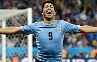Uruguay - İngiltere maç özeti